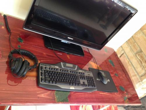 Wife's Desk