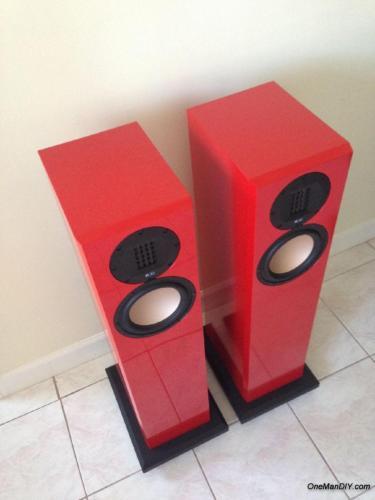 Paul Carmodi ZX Spectrum Speakers